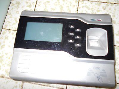 F200 Fingerprint Time Recorder
