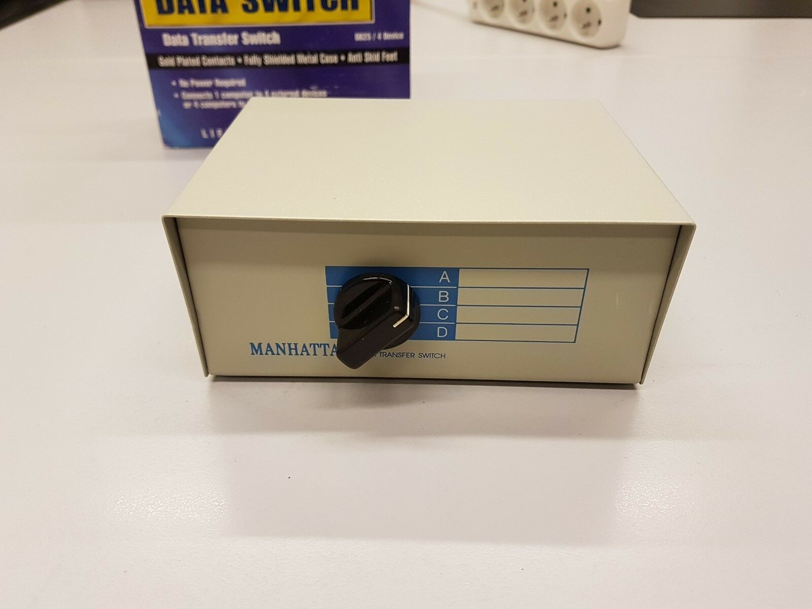 DB25 switchbox