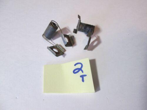 LOT OF 2 NEW JOSLYN CLARK? S1.05 OVERLOAD RELAY THERMAL HEATER (329)