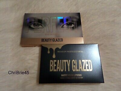 Beauty Glazed eyeshadow & lipstick set, New