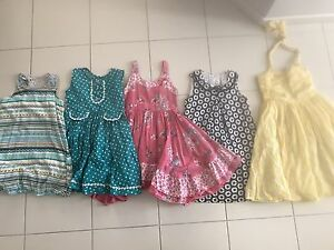 Girls size 7 dresses Blakeview Playford Area Preview