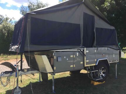 Bluewater 'Darling' Camper Trailer in great condition
