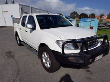 NISSAN NAVARA D40 STX V6 4X4 MANUAL UTE PRICE DROP!!!! Pearsall Wanneroo Area Preview