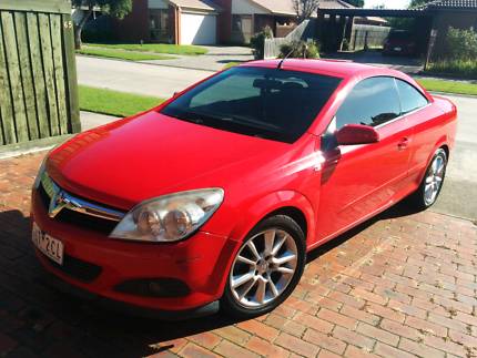 Holden Astra Convertible Twin Top AH MY07