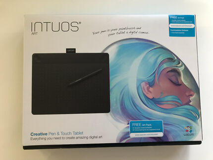 Intuos Art Creative Pen & Touch Tablet