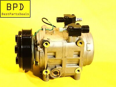 NEW NOS All Terrain Vehicle M ATV 8 Grooves AC Compressor TCCI QUE QP31 1728
