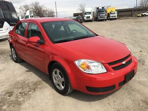 2007 Chevrolet cobalt.. Low km.. no accident.. no rust