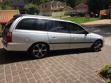2003 Holden Commodore Wagon Lemon Tree Passage Port Stephens Area Preview
