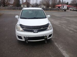 09 versa with rv towing kit