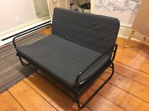 A brand-new sofa bed for sale