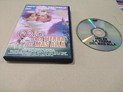 MIO EN LA TIERRA DEL MAS ALLA DVD TIMOTHY BOTTOMS CHRISTOPHER