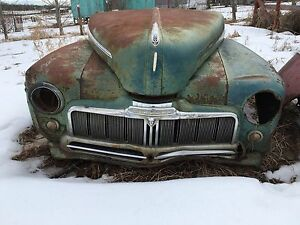 1946-48 Canadian Mercury Front End