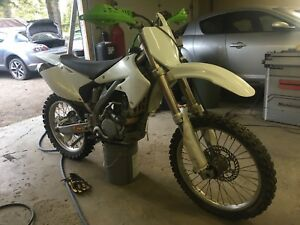 2004 kx250f new top end