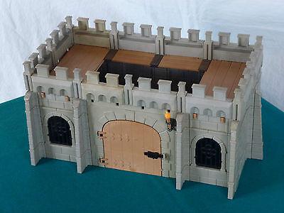Playmobil Festung, Erweiterung, Wehrgang, Ritterburg 3666 (530)