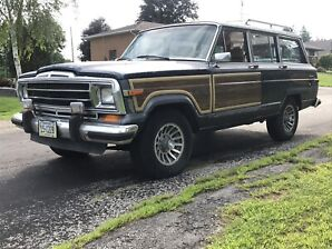 Jeep grand Wagoneer from Nebraska