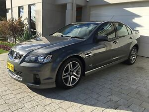 2011 Holden Commodore SV6 VE Series 2 Manual MY12 Balcatta Stirling Area Preview