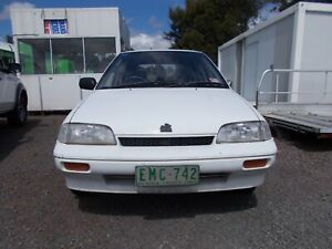 1991 HOLDEN Barina - Warrenheip Ballarat City Preview