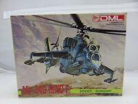 F-Toys 602098-3b Hubschrauber Mil MI-24A Äthiopische Luftwaffe 1//144