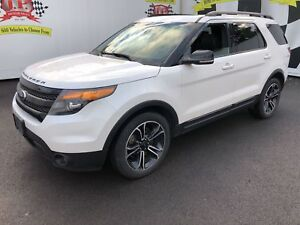 2015 Ford Explorer Sport, Navigation, Leather, Panoramic Sunroof