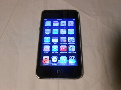 iPod Touch 3^gen 8 Gb - modello mc086zp