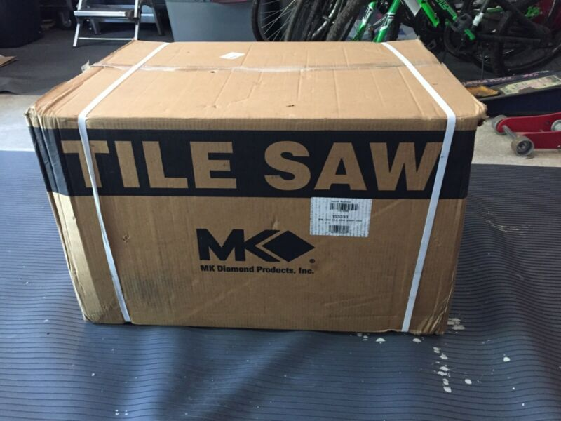 MK-660 Tile Saw 3/4hp 120V