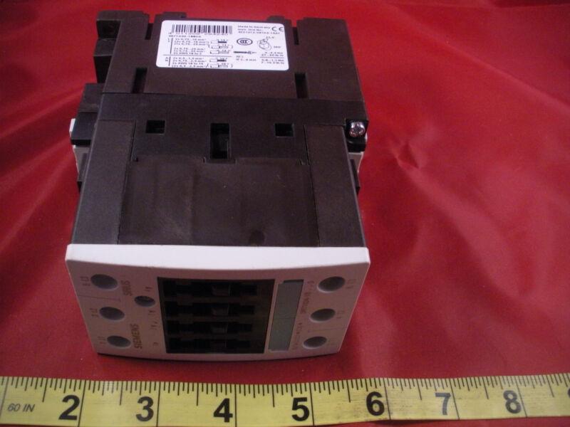 Siemens 3RT1034-1BB40 Contactor Sirius Size S2 50a 50 amp 3RT1 3RT10341BB40 Nnb