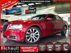 CHRYSLER 300S 2014***TOIT PANORAMIQUE*** CAMERA DE RECUL***
