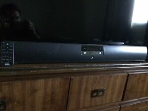 PLAYSTATION SURROUND BAR GREAT SOUND!!!**