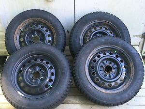 Winter tires and rims 185/65R/15