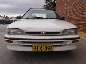 1994 Holden Nova SLX Sedan AUTO