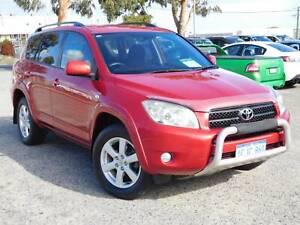 2006 Toyota RAV4 ACA33R Cruiser Wagon 5dr Man 5sp 4x4 2.4i Wangara Wanneroo Area Preview