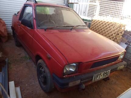 1986 Suzuki Mighty Boy Ute