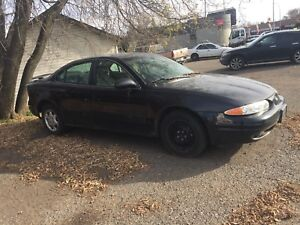 2002 Oldsmobile Alreo BEST OFFER TAKES IT AWAY