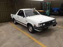 Subaru brumby 1992 make an offer Happy Valley Morphett Vale Area Preview