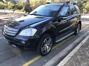 Mercedes ml320 cdi 4x4 AMG Package Unley Park Unley Area Preview