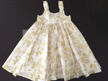 H&M summer babydoll dress - Size 4