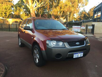 2007 FORD TERRITORY TX 7 SEATER WAGON $5999 (  FOR THE FAMILY! ) Leederville Vincent Area Preview