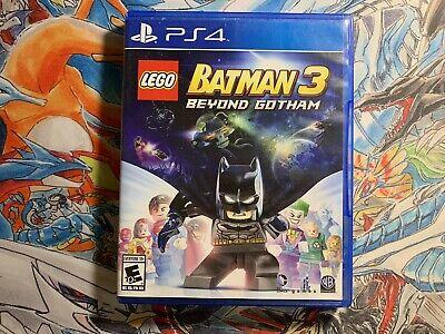 LEGO Batman 3: Beyond Gotham (Sony PS4) VERY GOOD CONDITION