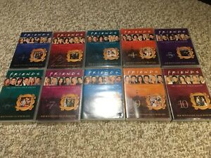 Complete Friends DVD set