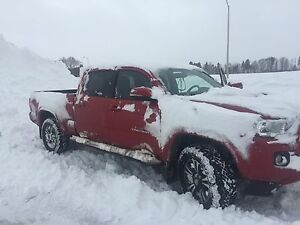 2016 Tacoma TRD Sport c package
