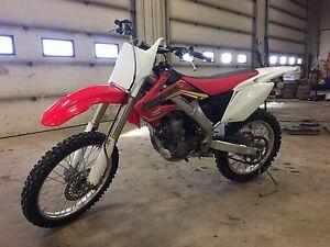 05 Honda CRF250r