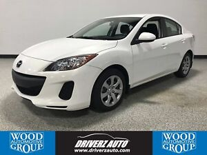 2013 Mazda3 GX, REMOTE START, Financing Available!!!