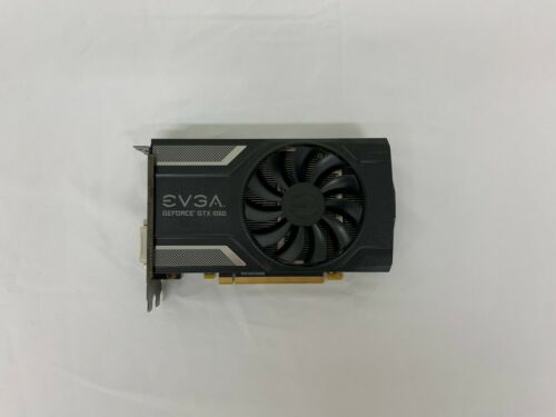 EVGA NVIDIA Geforce GTX 1060 6GB GDDR5 Mini Graphics Card