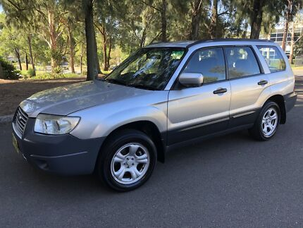 Subaru Forester X AWD 2006 MY07 Wagon Auto  Kellyville The Hills District Preview
