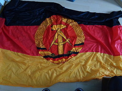 ^ DDR NVA  100% ORIGINAL Dienstflagge  neuwertig