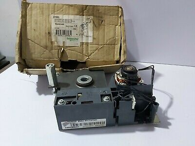 Schneider Mchxm 47893 Motor Mch Gear Motor Mechanism Masterpact