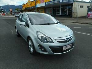 2012 Opel Corsa ENJOY Automatic Hatchback 30000 KLMS Westcourt Cairns City Preview