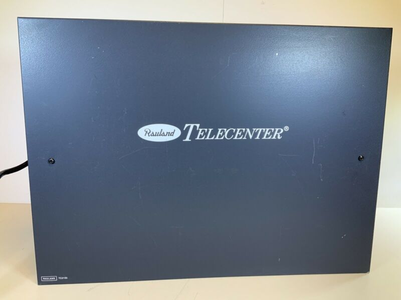 Rauland Telecenter TC2100
