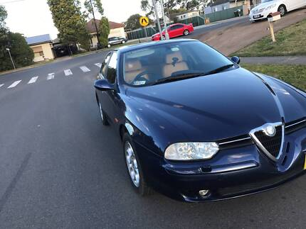 2003 Alfa Romeo 156 JTS  Selespeed Auto Sedan