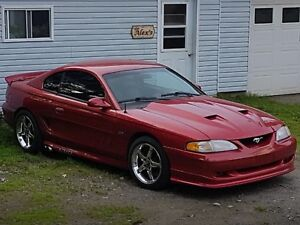Mustang GT SVO package